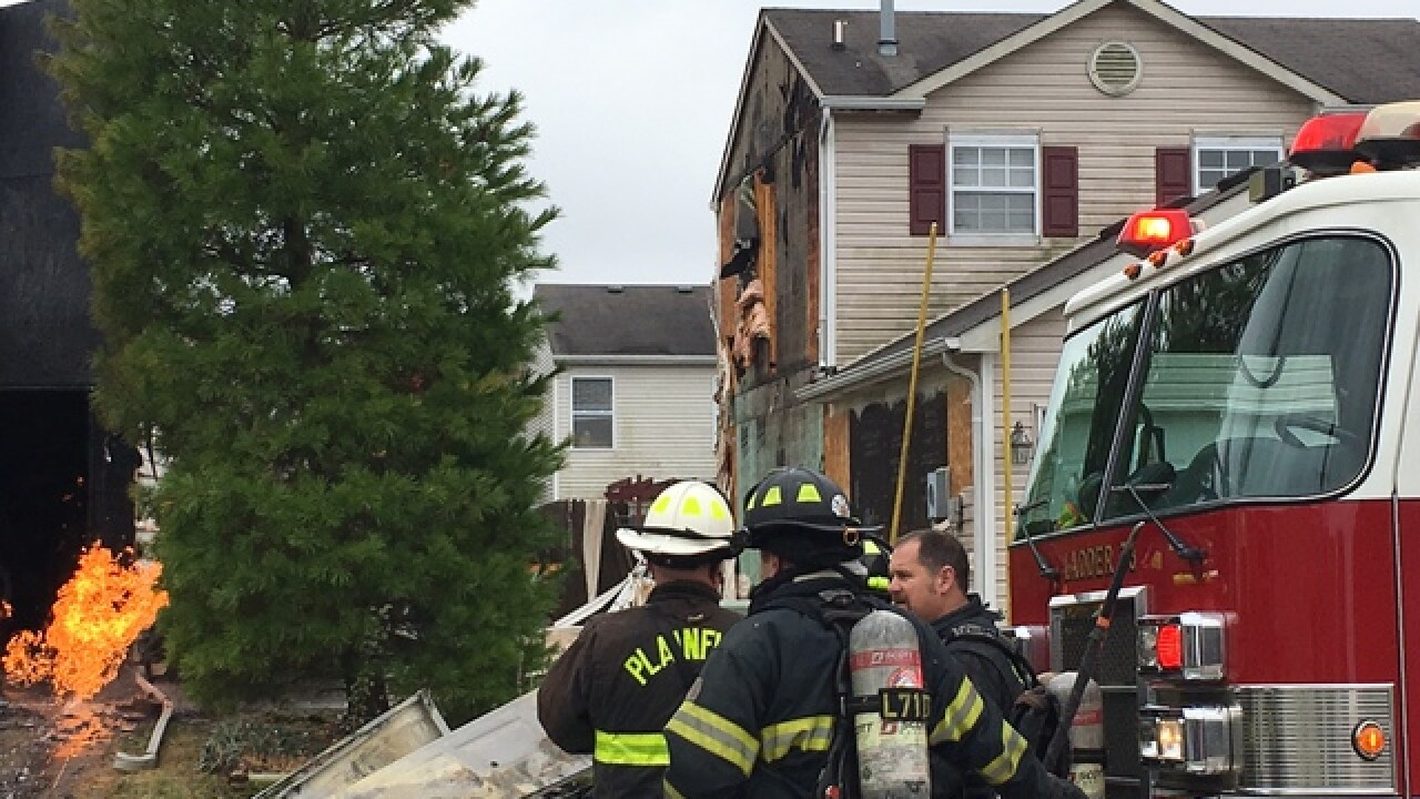Chief: Camby house explosion caused by gas leak