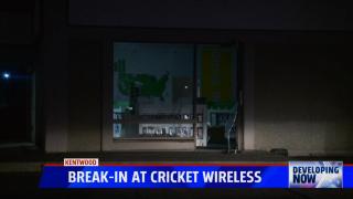 cricket wireless break in