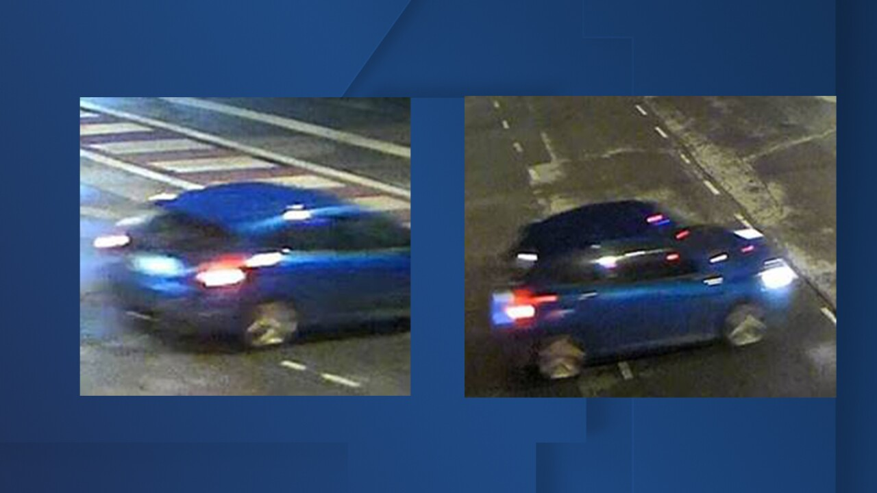 Prairie Village May 5 homicide vehicle of interest