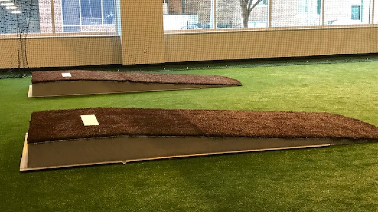 VCU unveils new indoor baseball facility and will host 2020 A10 tournament