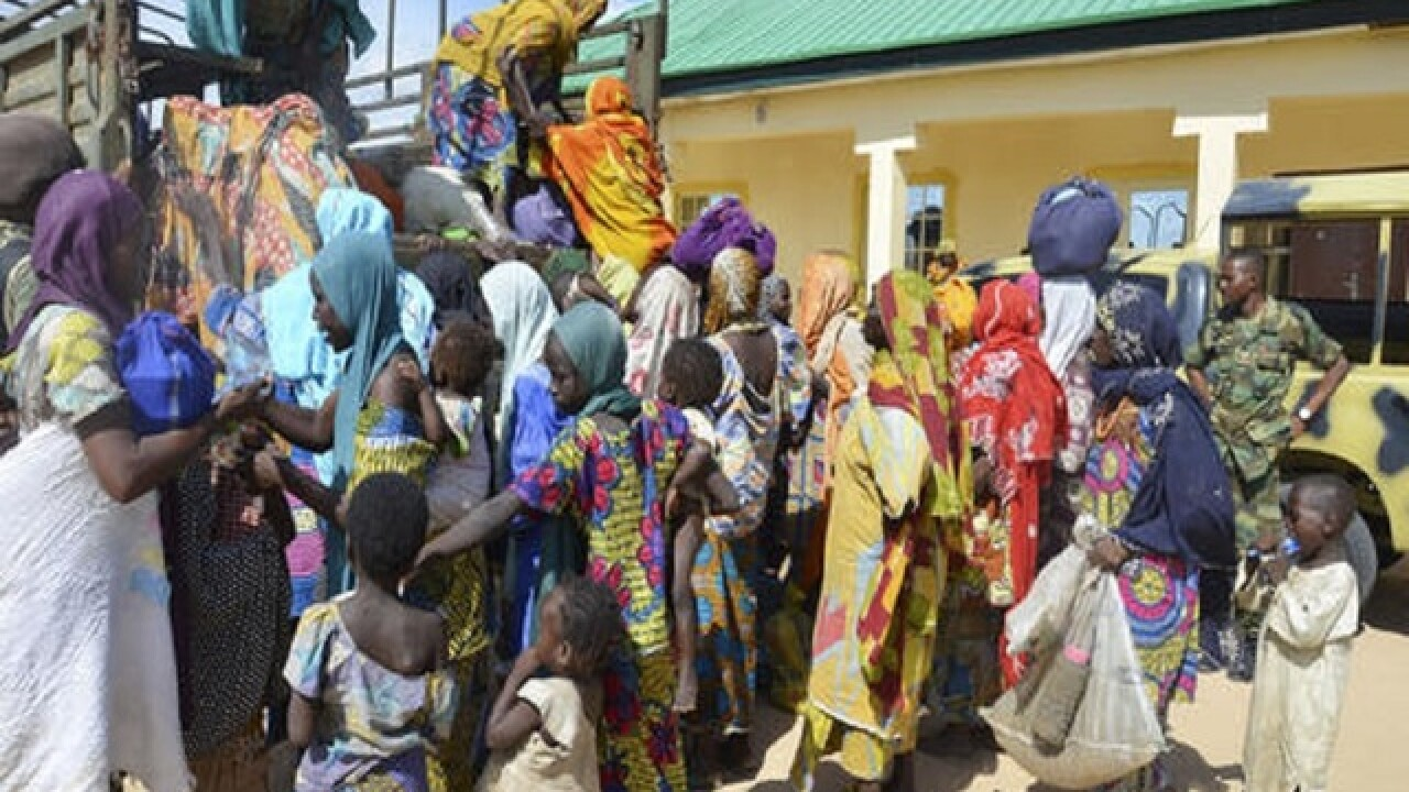 Video: Some kidnapped Chibok girls alive?