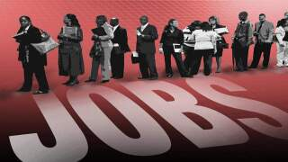 US employers add modest 148,000 jobs; unemployment 4.1 pct.