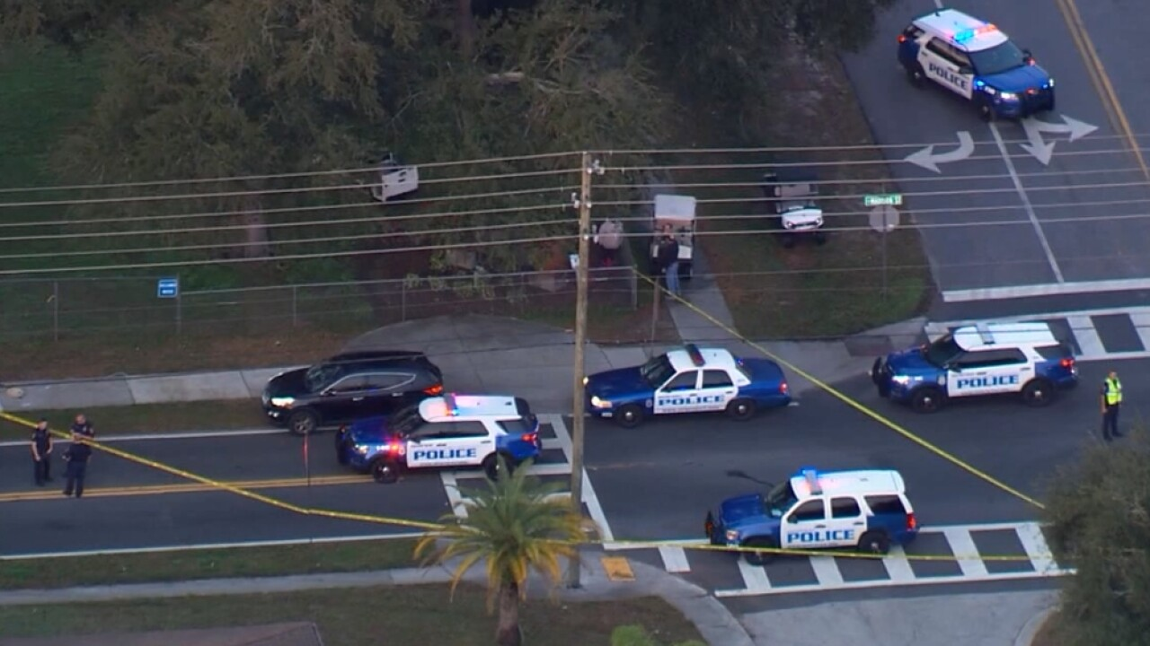 15-year-old girl hit by vehicle New Port Richey