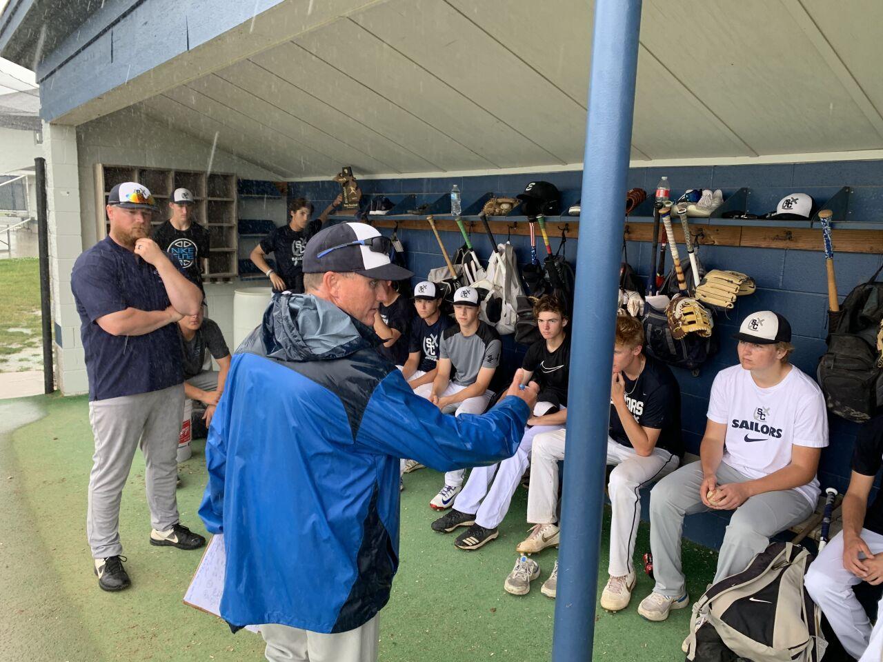 South Christian baseball prepares for regionals