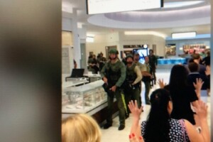 Town Center at Boca Raton shoppers 'run and hide' during active shooter scare