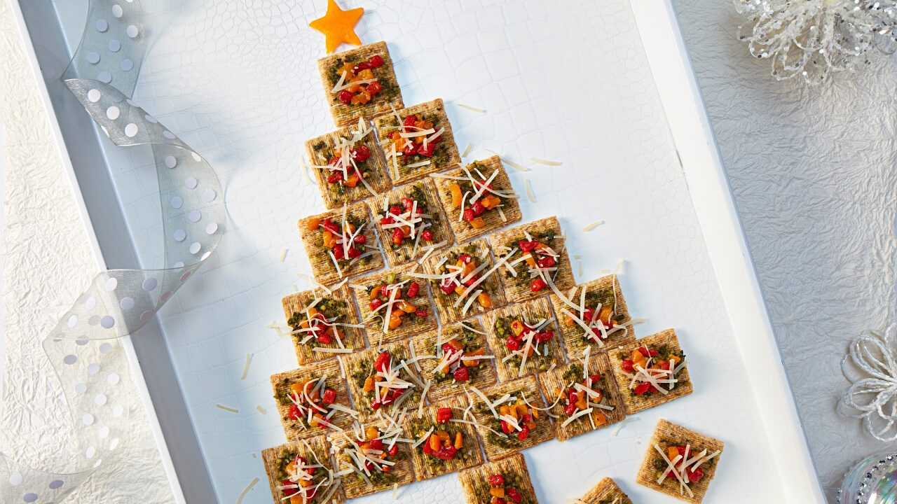 Share a photo of a holiday recipe made with Nabisco products and you could win $10,000