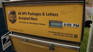 Denver man says package sat in UPS drop box over a week