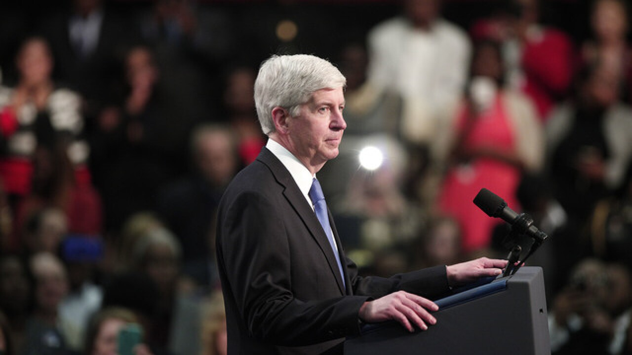 Gov. Snyder signs research agreement while on China trip