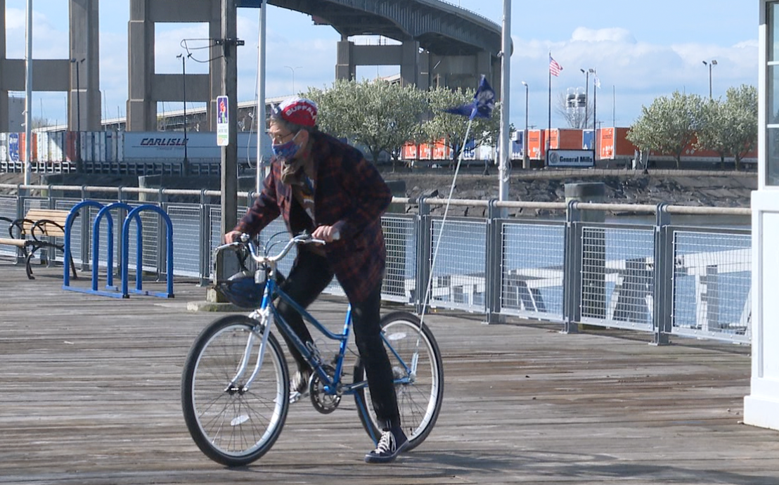Owner Marc Moscato is excited to bring more bikers around his city