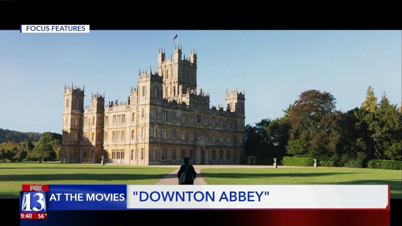 At The Movies: 'Downton Abbey' movie even more impressive than the TV show