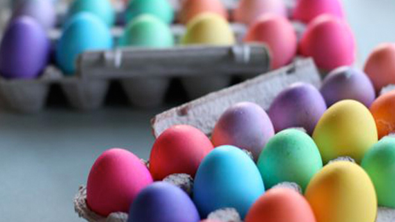 Seeking Easter egg hunts? Here are some options