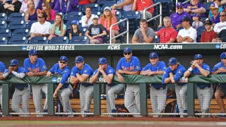 College World Series: Florida vs. Texas Tech elimination game live updates