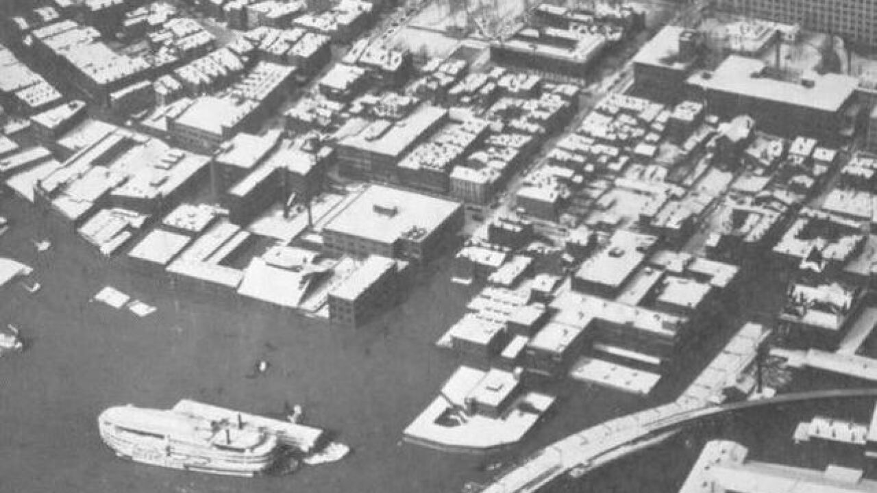 From The Vault: Great Ohio River flood of 1937 was biggest event in