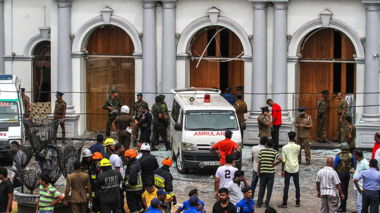 Warnings to Sri Lanka were so specific, names of suspects were given