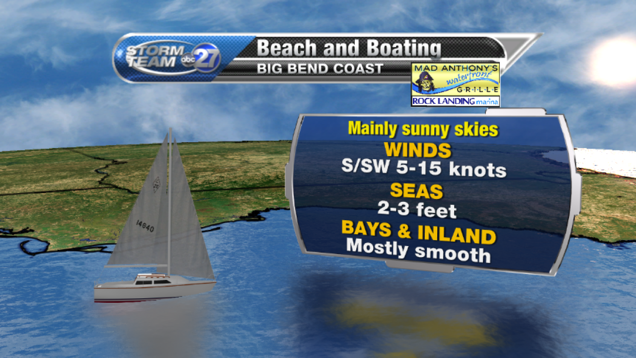 Beach and Boating forecast A (05/26/2017)
