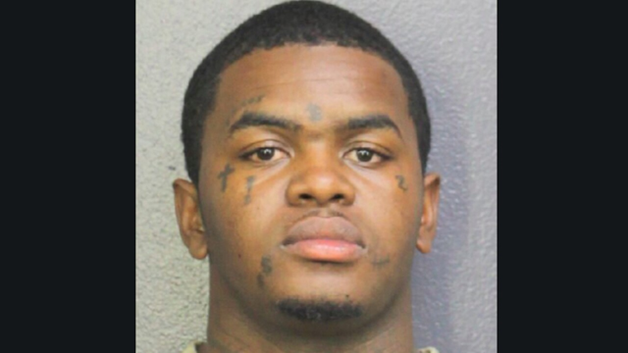 Suspect arrested in death of rapper XXXTentacion