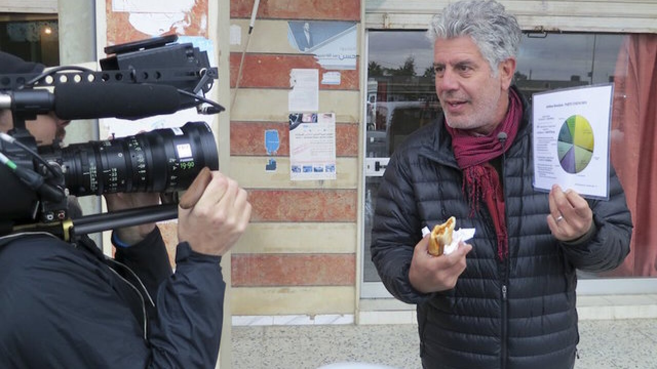Netflix to continue streaming Bourdain's 'Parts Unknown' after fan outcry