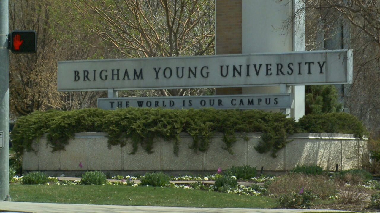 BYU responds after white supremacist propaganda spotted on campus