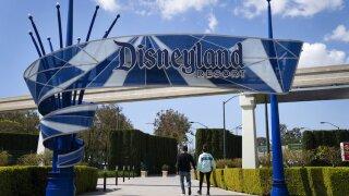 Disneyland Avengers