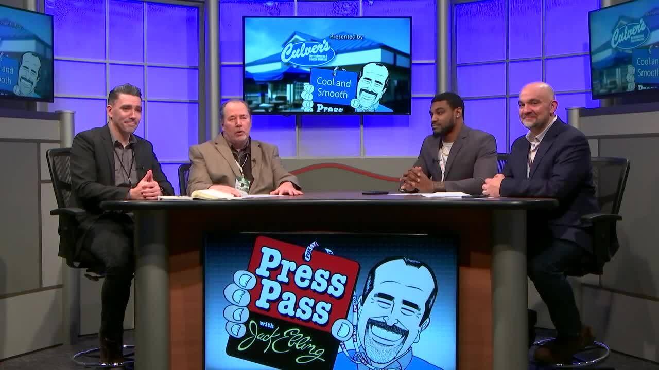 Press Pass All Stars 2/3/19