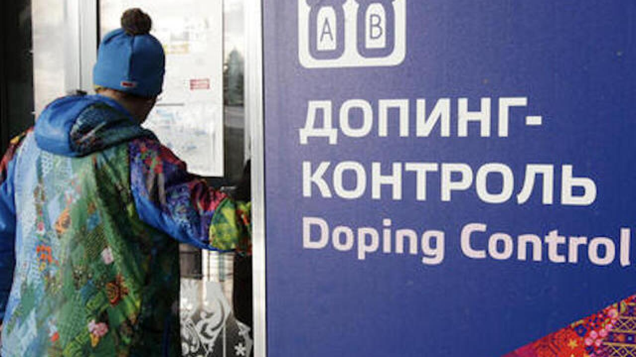 IOC says dozens test positive from '08 samples