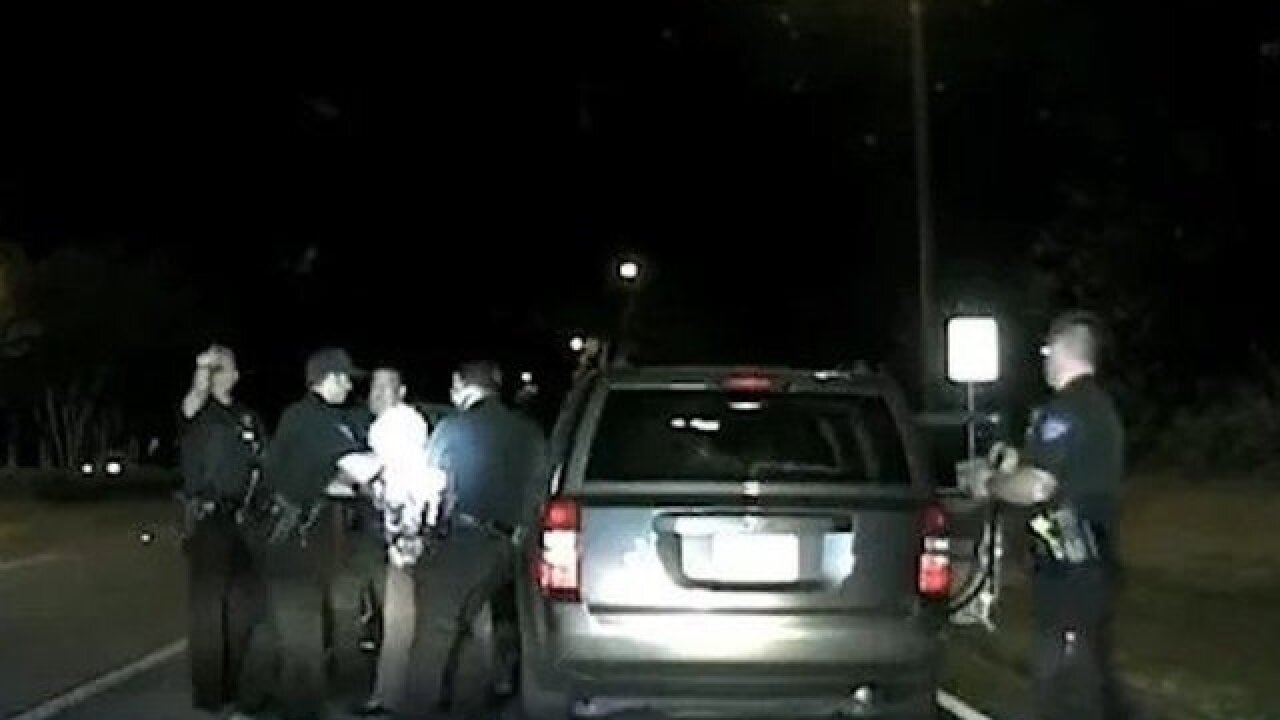 Georgia police officer resigns over treatment of woman during traffic stop