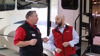 On the Job with Rob Featuring Pierce RV