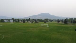 Mount Helena smoke