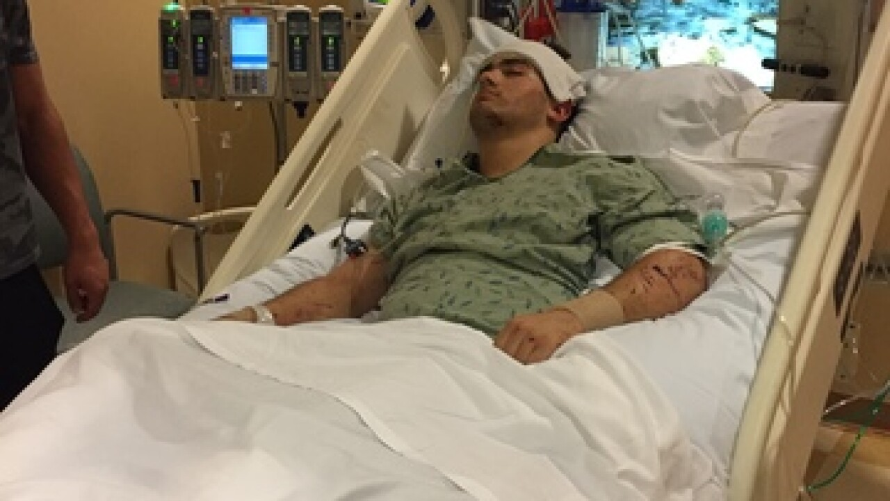 Tucson man's recovery is inspiring 18 months...