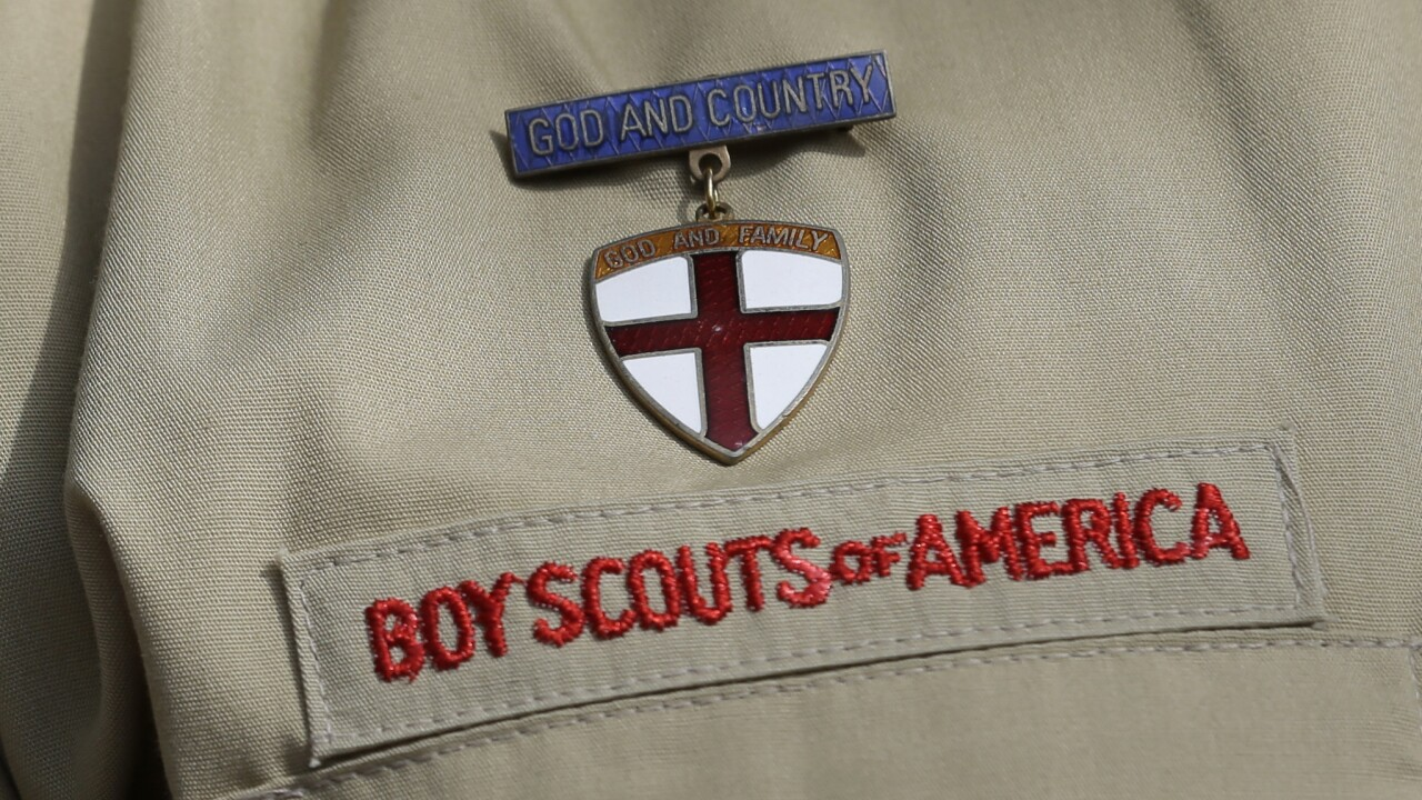 Boy Scouts Bankruptcy