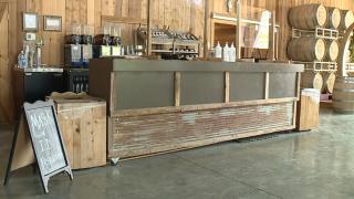KC Wine Co. bar