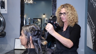 In the fight against cancer, there's a new group of allies who can detect melanoma early — hair stylists