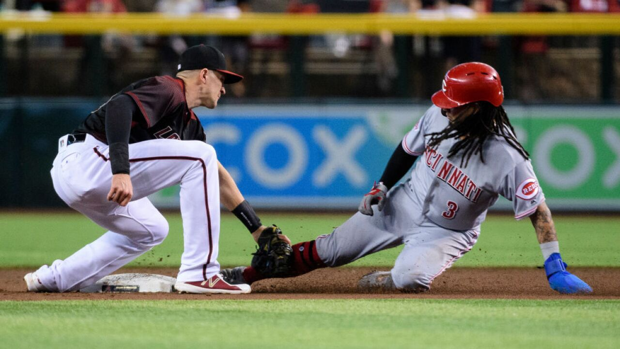 Cincinnati Reds v Arizona Diamondbacks