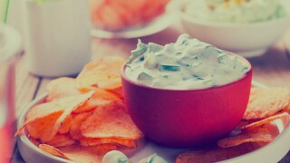 4 winning dips for each quarter of a Super Bowl party