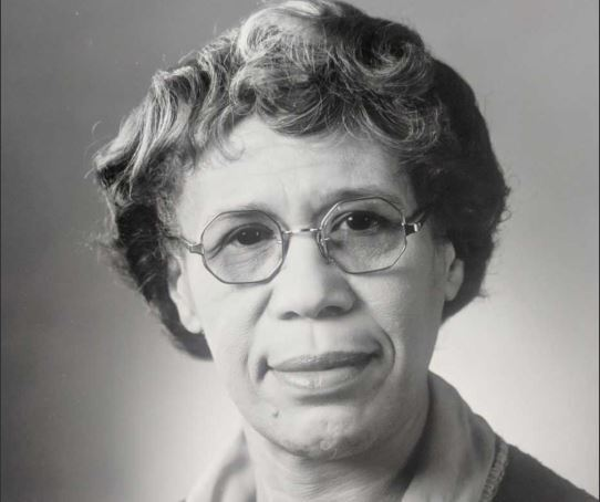 Gwen T. Jackson black and white photo