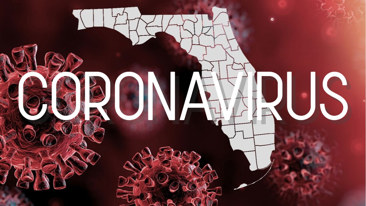 Florida reports 3,207 new COVID-19 cases in one day, breaking previous record
