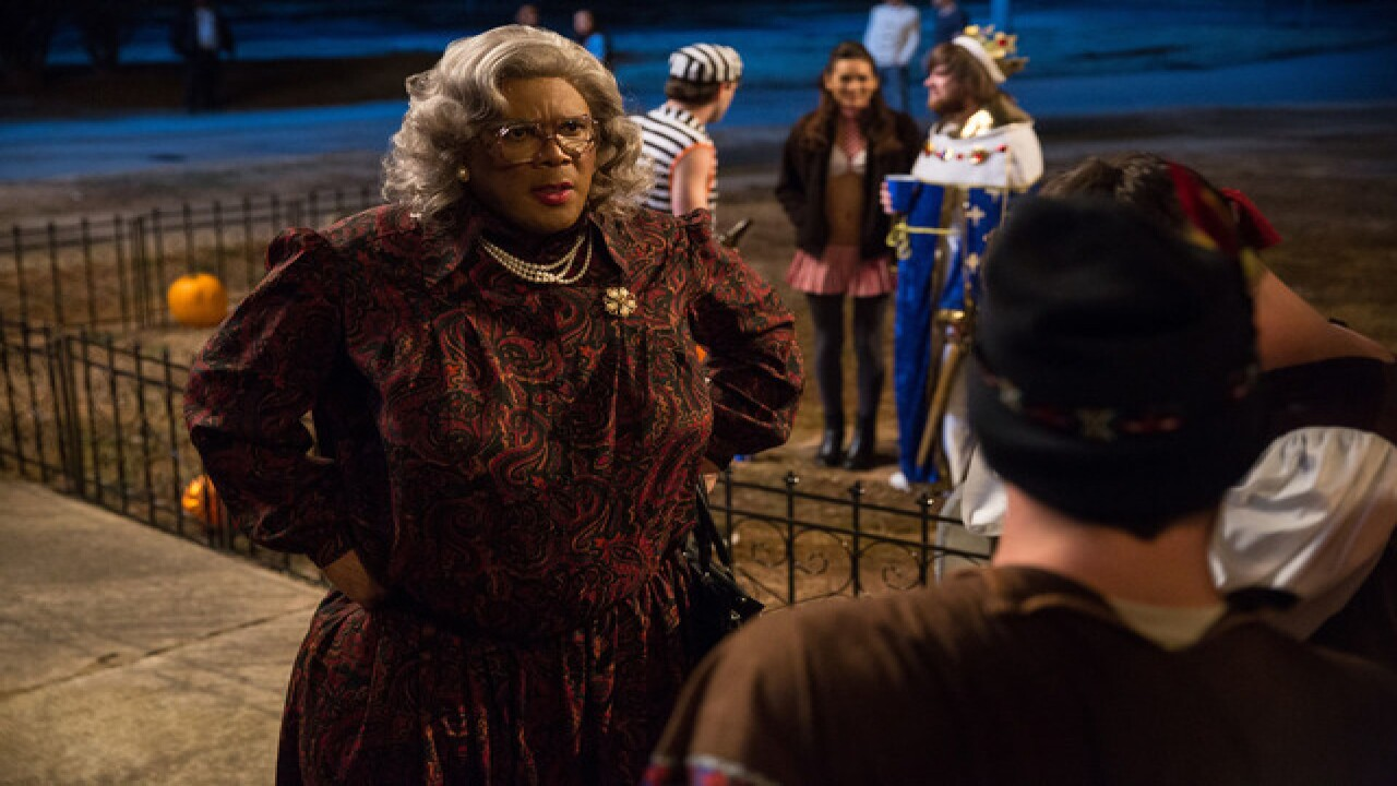 Movie review: 'Boo! A Madea Halloween'