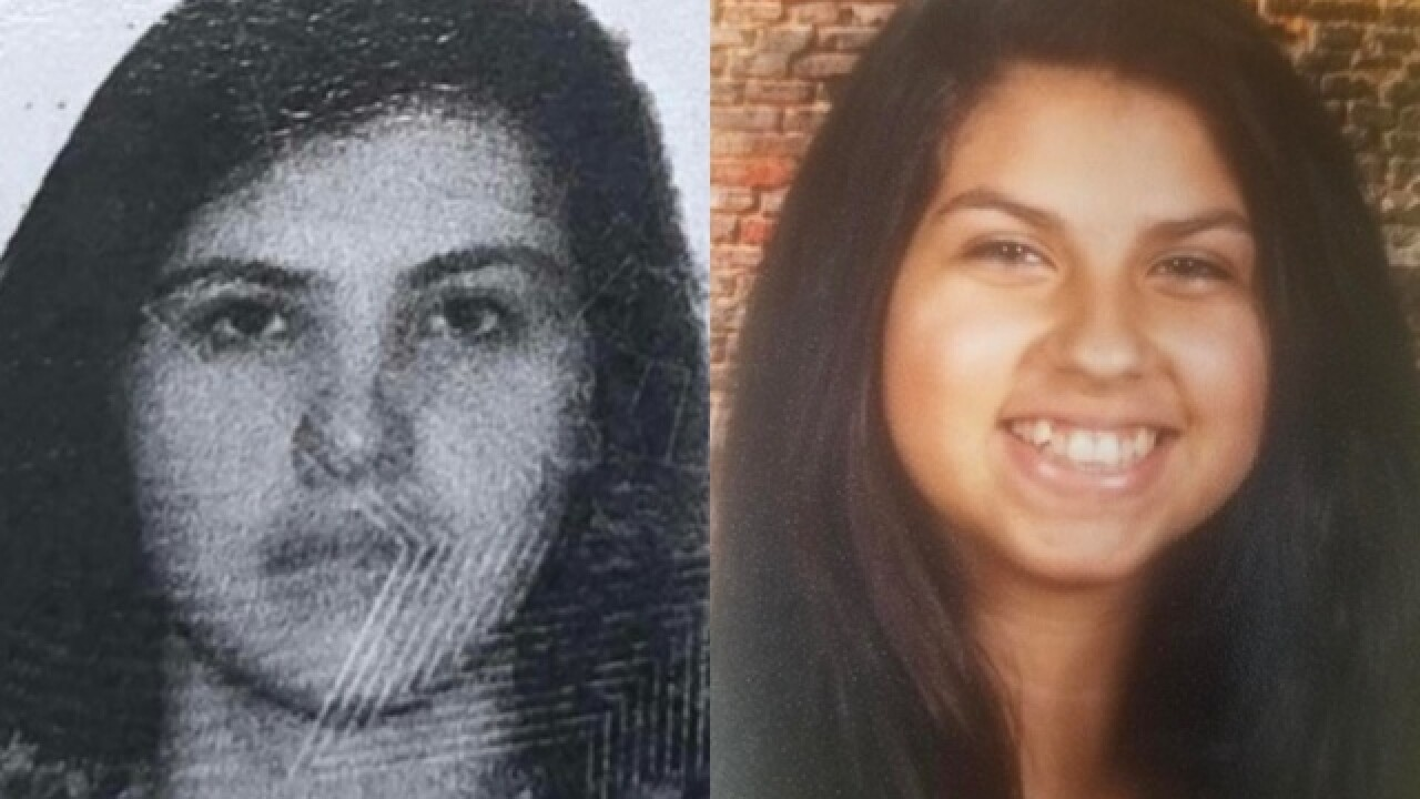 Deputies: Teenage girls ran away together after meeting online, may be in Kentucky