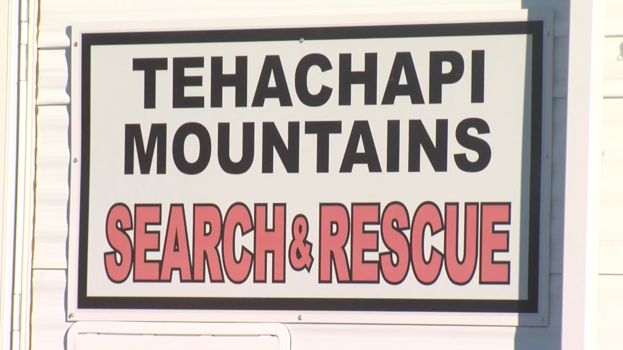 Tehachapi Mountains Search and Rescue