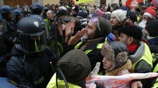 WPTV France Protest Week 5