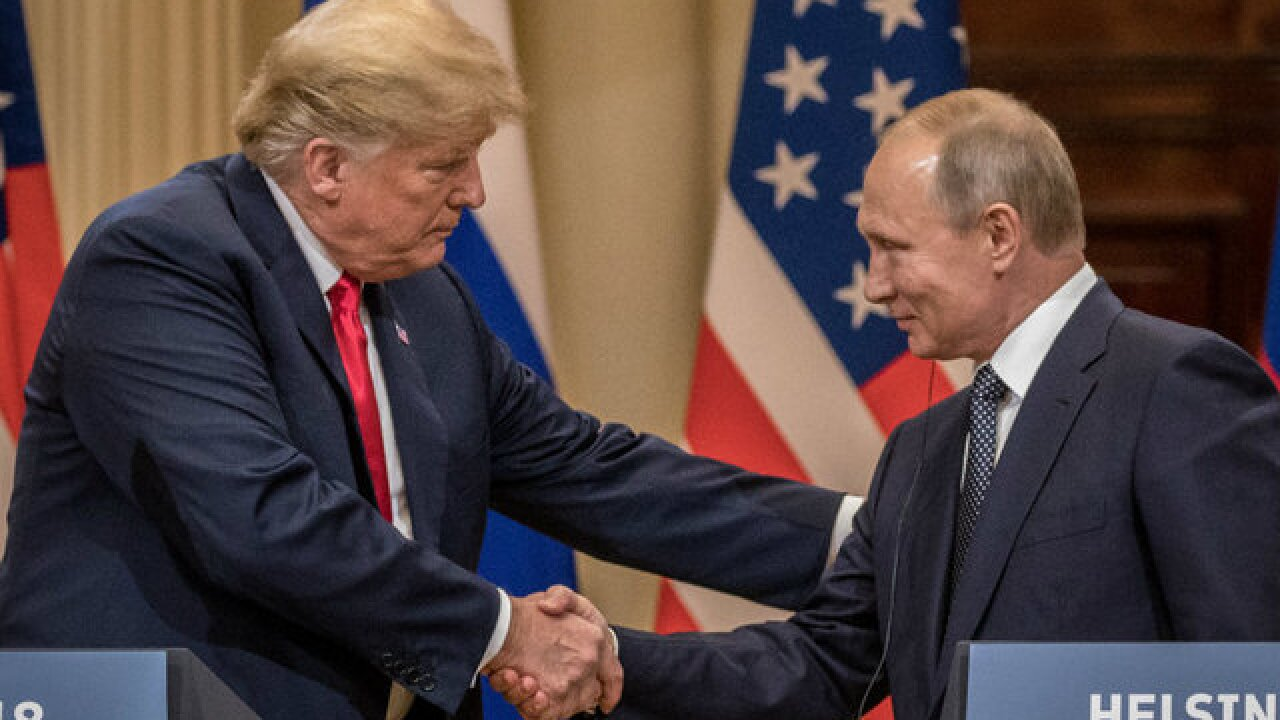 DC Daily: Trump responds to backlash over Putin summit