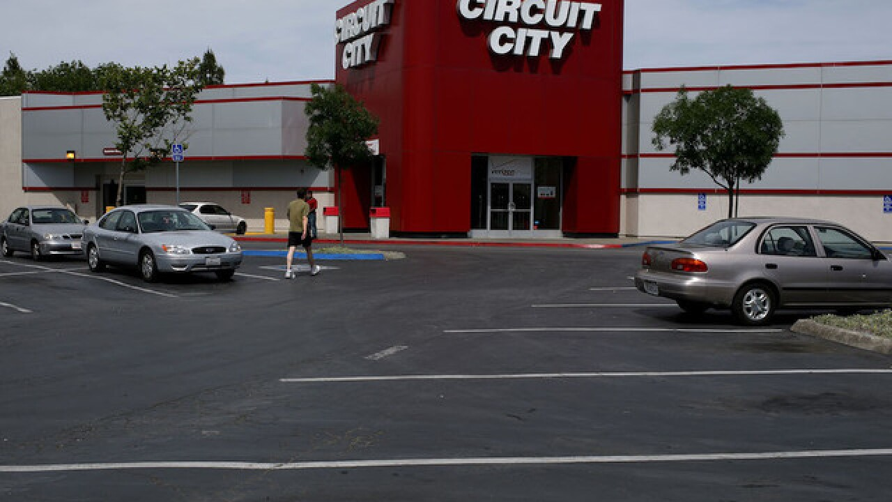 Remember Circuit City? It's making a (small) comeback