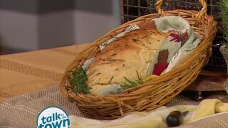 Trace Barnett's Quick Bake Herb Bread