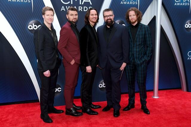 Photos: Celebrities gather for the CMA Awards