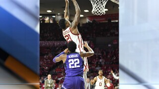 OU TCU Basketball