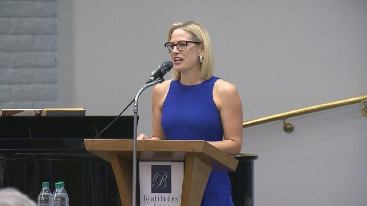 Profile: Senate Candidate Krysten Sinema