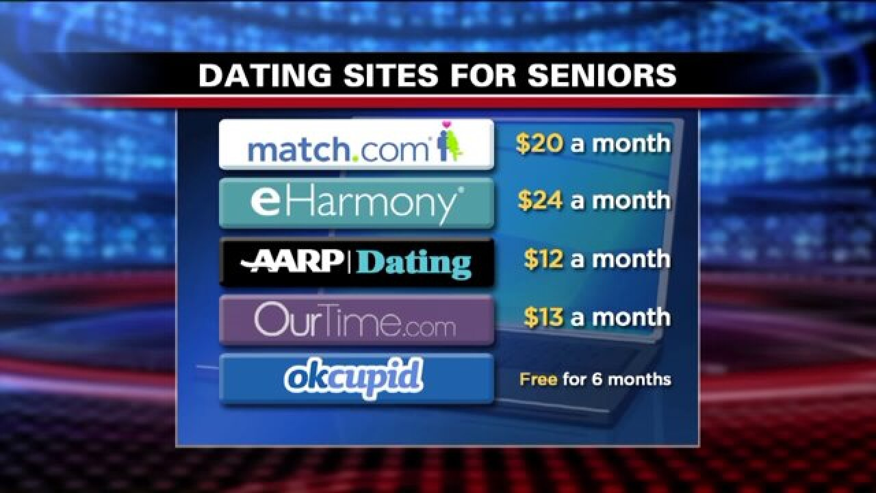 Booming Forward: Online dating for seniors