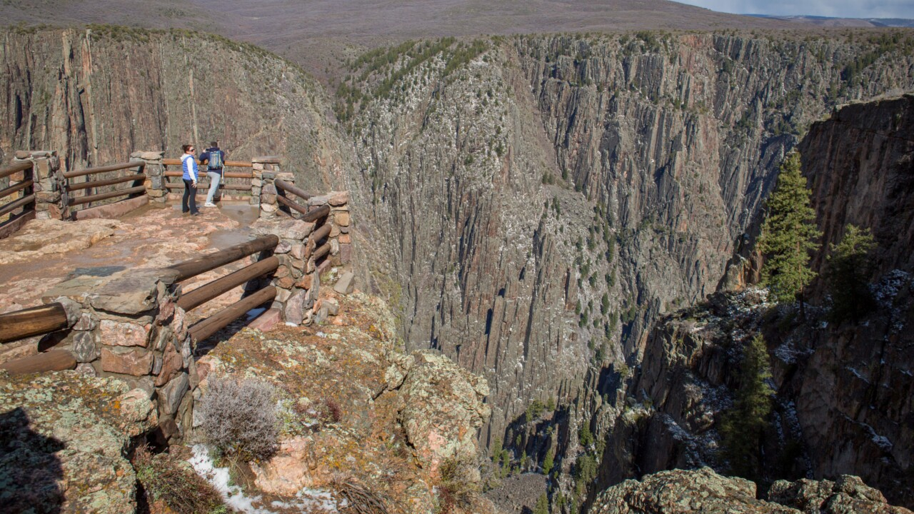 Black Canyon of the Gunnison by The Light Cavalry (2).jpg