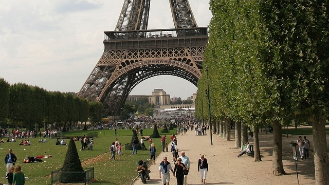 Paris tourism way down after rash of attacks, other bad news