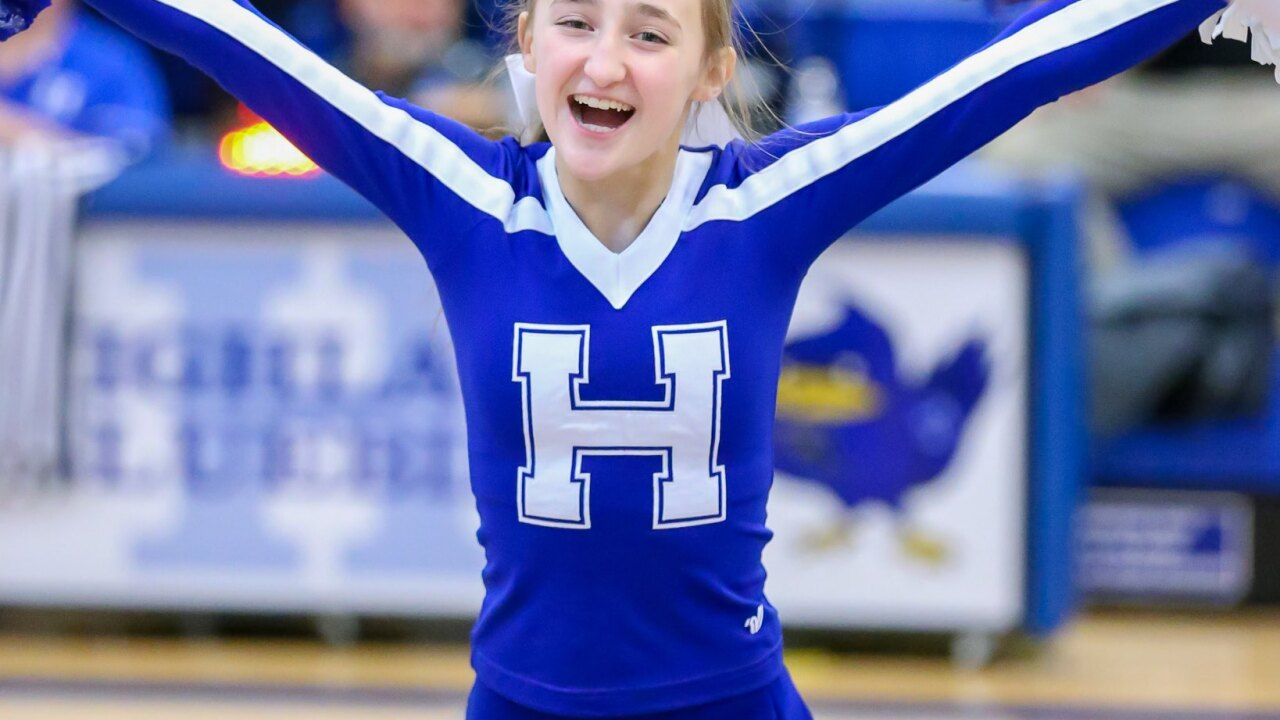 Dad speaks out about 'fierce' 13-year-old Kentucky cheerleader's mysterious death
